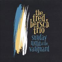 2016. Sunday Night at the Vanguard
