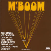 1973. M'Boom: Re: Percussion, Strata East