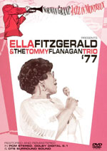 1977. Ella Fitzgerald & the Tommy Flanagan Trio '77, Montreux