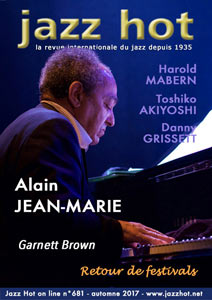 Jazz Hot n°681, Alain Jean-Marie