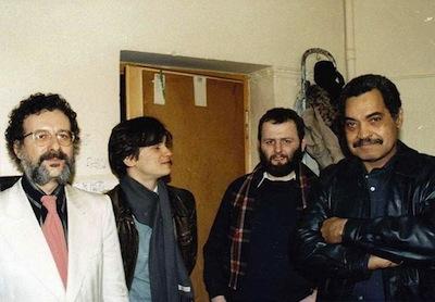 Fritz Pauer (p ), Joris Dudli (dm), Johannes Strasser (b), Art Farmer (tp), Jazzland © by courtesy
