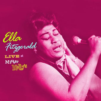 1958. Ella Ftizgerald Live at Mister Kelly's, Verve
