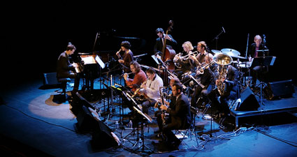 Medium Ensemble, 2015, Tom Spianti by courtesy of Pierre de Bethmann
