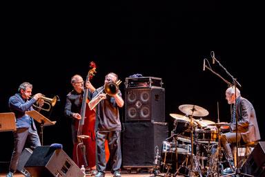 Palatino © Gianfranco Rota by courtesy of Bergamo Jazz