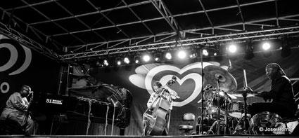 Cyrus Chestnut Trio © Jose Horna