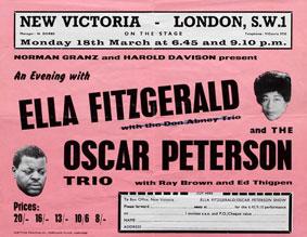 1963. London