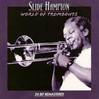1979. Slide Hampton, World of Trombones, 1201 Music