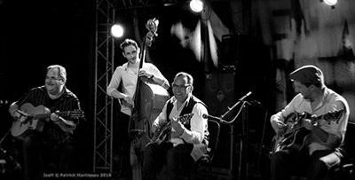 Biréli Lagrène Trio & Adrien Moignard © Patrick Martineau