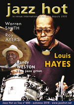 Jazz Hot n°685, Louis Hayes