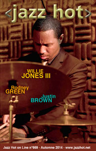Jazz Hot n°669, Willie Jones III