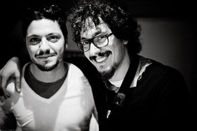 Pasquele et Luigi Grasso ©Emmanuelle Alès by courtesy
