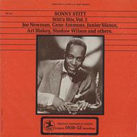 1950-52. Sonny Stitt, Stitt's Bits, Vol. 2, Prestige