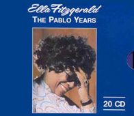 1966-1989. Ella Fitzgerald, The Pablo Years, Pablo