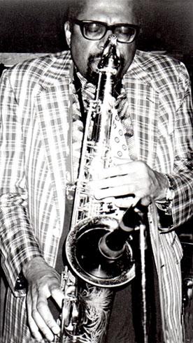 Andrew White, c. 1975 © Jocelyne White by courtesy of Andrew's Musical Enterprises, Inc.