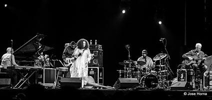 Dianne Reeves, Getxo Jazz 2017 © Jose Horna