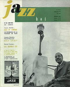 Jazz Hot n°155, juin 1960 annonce en première du premier Festival International d'Antibes/Juan-les-Pins