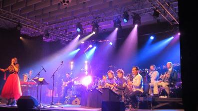Big Band Garonne © Michel Antonelli