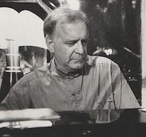 Roger Mennillo, Pelle-Mêle, février 1992 © photo X, Collection Roger Mennillo by courtesy