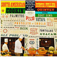 1961. Curtis Fuller, South American Cookin, Epic