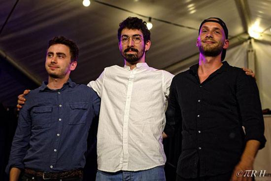 Martin Salemi Trio © Pierre Hembise