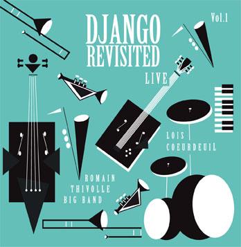 Django Revisited Live 2015, le disque paru en juin 2016