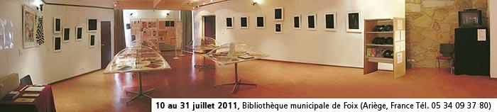 Expo Delaunay à Foix 1