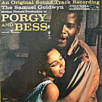 1959. Porgy and Bess, Columbia