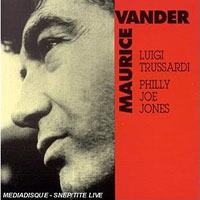 1968, Maurice Vander avec Philly Joe Jones et Luigi Trussardi