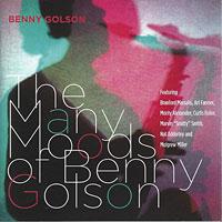 2006. Benny Golson, The Many Moods of Benny Golson, Arkadia