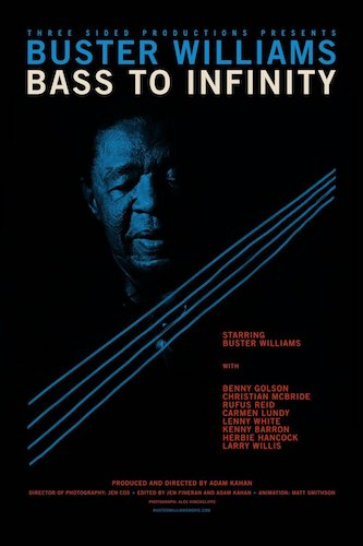 Buster Williams: Bass to Infinity, documentaire d'Adam Kahan