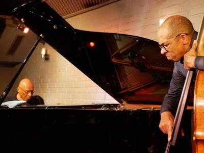 Kirk Lightsey et Darryl Hall © Jérôme Partage