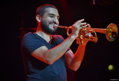 Ibrahim Maalouf © Valentine Kieffer by courtesy of Marseille Jazz des Cinq Continents