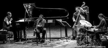 Wayne Shorter Quartet © Jose Horna