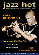 Jazz Hot n°678, Eddie Henderson at Ronnie Scott's, 18 september 2006 © David Sinclair