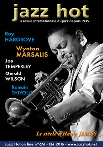 Jazz Hot n°676, Wynton Marsalis