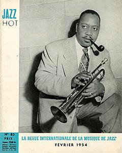 Jazz Hot n°85, 1954