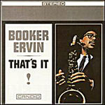 1961. Booker Ervin, That's It!, Candid