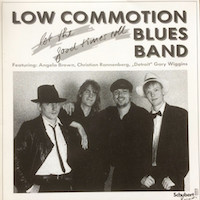 1990. Low Commotion Blues Band, Let the Good Time Roll