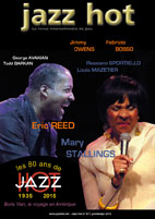 Jazz Hot n°671, Mary Stallings et Eric Reed