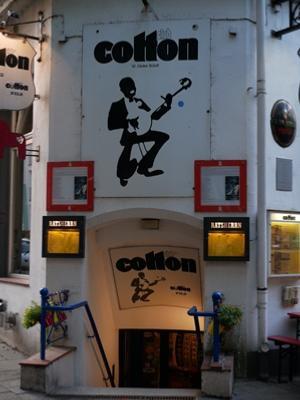 Cotton Club, Hambourg © Jérôme Partage