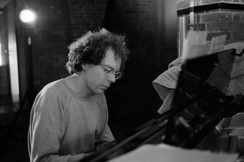 Charles Loos dans les années 80 © Jacky Lepage