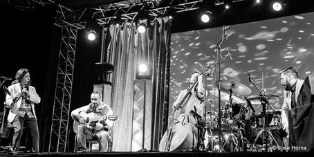 Jorge Pardo Quartet © Jose Horna