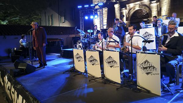 Bolden Buddies Little Big Band, Pertuis, 8 août 2019 © Christian Palen
