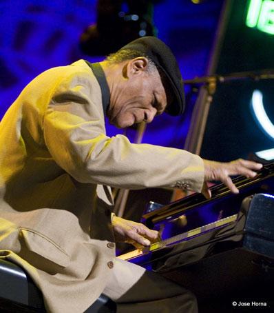 McCoy Tyner, Vitoria 2007 © Jose Horna