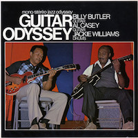 1974. Billy Butler/Al Casey, Guitar Odyssey