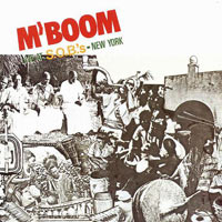 1992. M'Boom: Live at S.O.B.'s, New York, Bluemoon