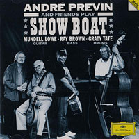 1995. André Previn and Friends, Show Boat, Deutsche Grammophon