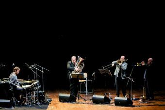 Billy Martin Wicked Knee ©Gianfranco Rota by courtesy of Bergamo Jazz