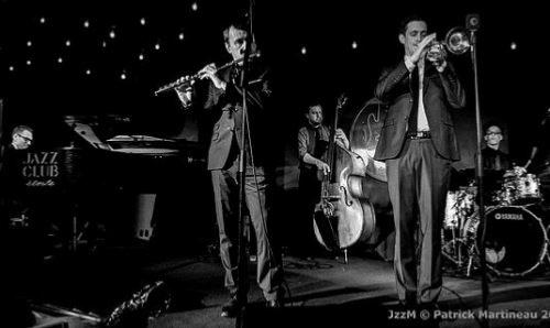 Mourad Benhammou & The Jazz Workers © Patrick Martineau