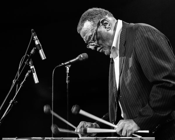 Joe Chambers © Lauwrence Sumulong by courtesy of Jazz at Lincoln Center